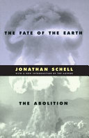 Pdf The Fate of the Earth