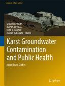 Karst Groundwater Contamination and Public Health Pdf/ePub eBook