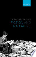 Fiction And Narrative PDF