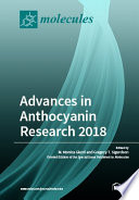 Advances in Anthocyanin Research 2018 Book