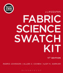 J J  Pizzuto s Fabric Science Swatch Kit
