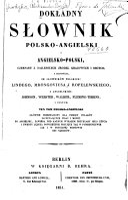 Pdf Complete dictionary Polish and English