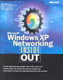 Microsoft Windows XP Networking Inside Out Book
