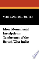 Read Online More Monumental Inscriptions For Free