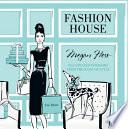 Fashion House 4 Mini Notebooks