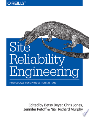 Site+Reliability+EngineeringThe overwhelming majority of a software system's lifespan is spent in use, not in design or implementation. So, why does conventional wisdom insist that software engineers focus primarily on the design and development of large-scale computing systems? In this collection of essays and articles, key members of Google's Site Reliability Team explain how and why their commitment to the entire lifecycle has enabled the company to successfully build, deploy, monitor, and maintain some of the largest software systems in the world. You'll learn the principles and practices that enable Google engineers to make systems more scalable, reliable, and efficient—lessons directly applicable to your organization. This book is divided into four sections: Introduction—Learn what site reliability engineering is and why it differs from conventional IT industry practices Principles—Examine the patterns, behaviors, and areas of concern that influence the work of a site reliability engineer (SRE) Practices—Understand the theory and practice of an SRE's day-to-day work: building and operating large distributed computing systems Management—Explore Google's best practices for training, communication, and meetings that your organization can use