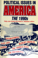 Political Issues in America: The 1990s