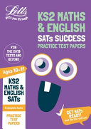 KS2 Maths and English SATs Practice Test Papers
