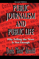 Public Journalism and Public Life