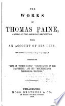 The Works of Thomas Paine Book