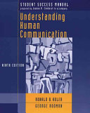 Understanding Human Communication Student Success Manual