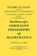 Outlines of a Formalist Philosophy of Mathematics