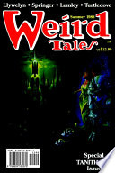 Weird Tales 291  Summer 1988