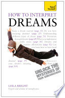 How To Interpret Dreams Teach Yourself