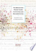 The Broadview Pocket Guide to Citation and Documentation   Second Edition Book