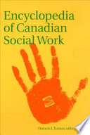 Encyclopedia of Canadian Social Work Book
