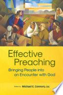 Effective Preaching Book