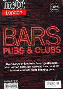 Time Out London Bars, Pubs and Clubs