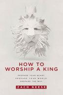 How To Worship a King Pdf/ePub eBook