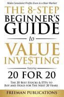 The 8-Step Beginner's Guide to Value Investing