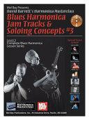 Blues Harmonica Jam Tracks   Soloing Concepts  3