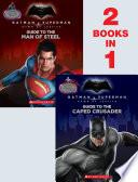 Batman Vs. Superman: Dawn of Justice: Movie Flip Book