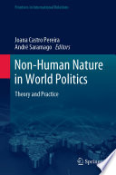 Non Human Nature in World Politics Book