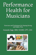 Performance Health for Musicians