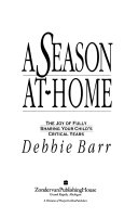 A Season at Home Book