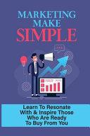 Marketing Make Simple Book