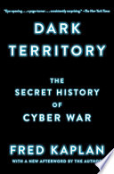 Dark Territory Book