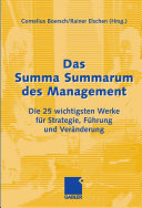 Das Summa Summarum des Management