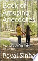 Book of Amusing Anecdotes  Real Life Amusing Incidents Book
