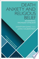 Death Anxiety and Religious Belief Book