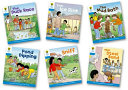 Books - Biff, Chip and Kipper � First Sentences Level 3 Mixed Pack of 6 | ISBN 9780198481782