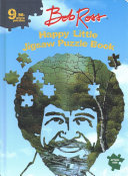 Bob Ross Happy Little Jigsaw Puzzle Book