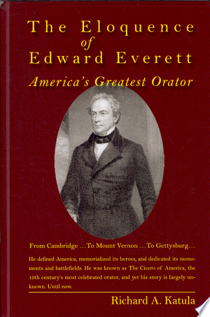 Free Download The Eloquence of Edward Everett PDF - Writers Club