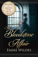 The Bloodstone Affair [Pdf/ePub] eBook