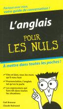 L'Anglais - Guide de conversation Pour les Nuls Pdf/ePub eBook