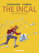 The Incal banner backdrop