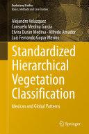 Standardized Hierarchical Vegetation Classification