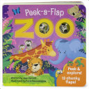 Peek-a-flap Zoo