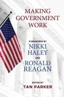 Making Government Work Pdf/ePub eBook