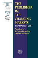 The Publisher in Changing Markets
