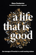 A Life That Is Good Pdf/ePub eBook