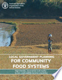 Local government planning for community food systems Book