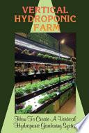 Vertical Hydroponic Farm