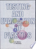 Testing and Evaluation of Plastics