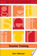Get Set for Teacher Training