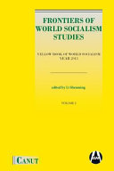 Frontiers of World Socialism Studies  Yellow Book of World